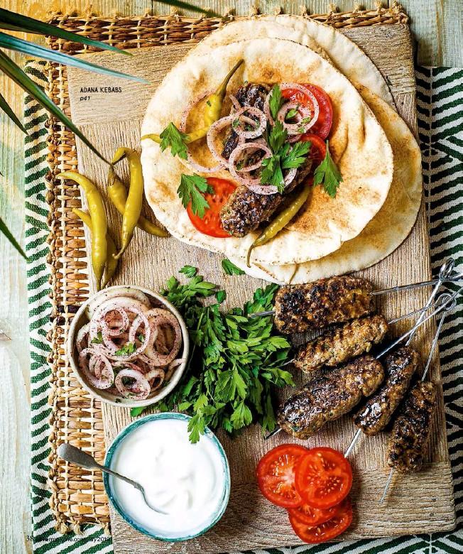 beef bbq recipes adana kebabs