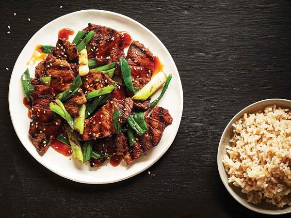 beef bbq recipes mongollian beef