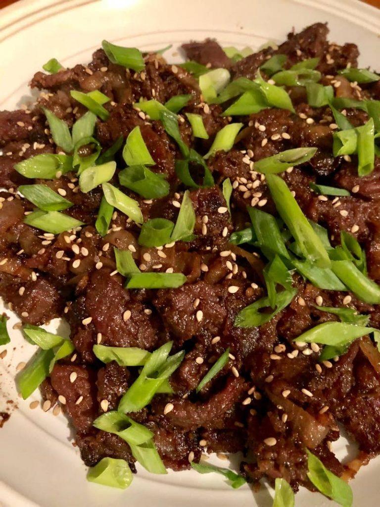 beef bbq recipes korean bbq beef
