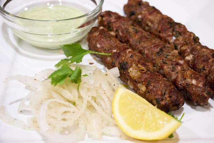 beef bbq recipes seekh kebabs