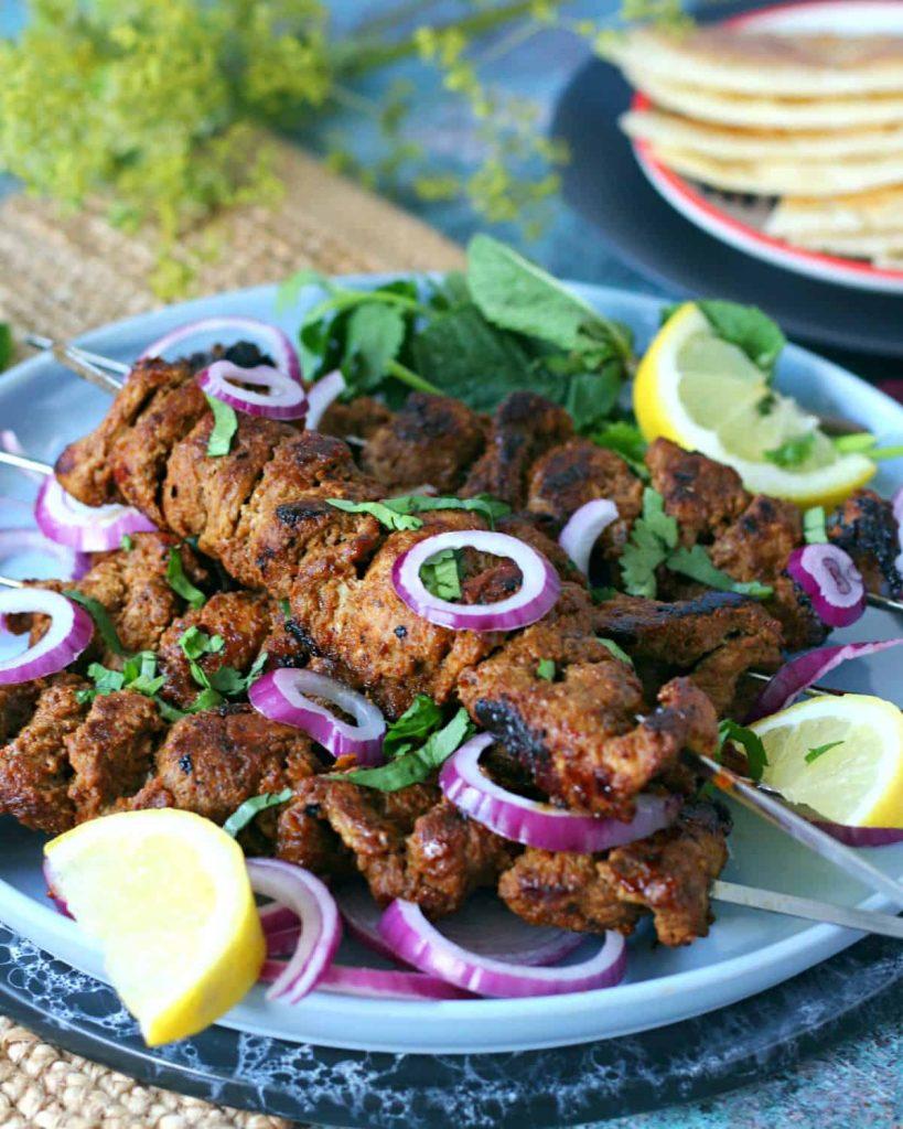 beef bbq recipes bihari kebabs