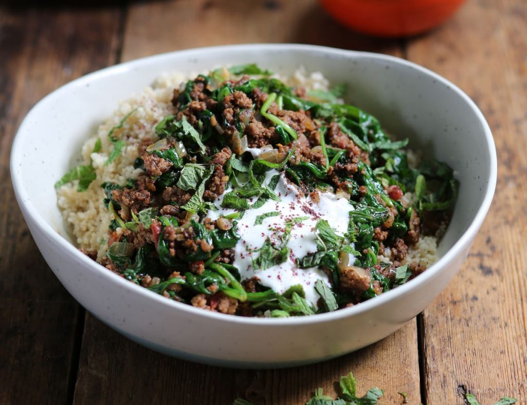 best beef mince recipes turkish spiced mince