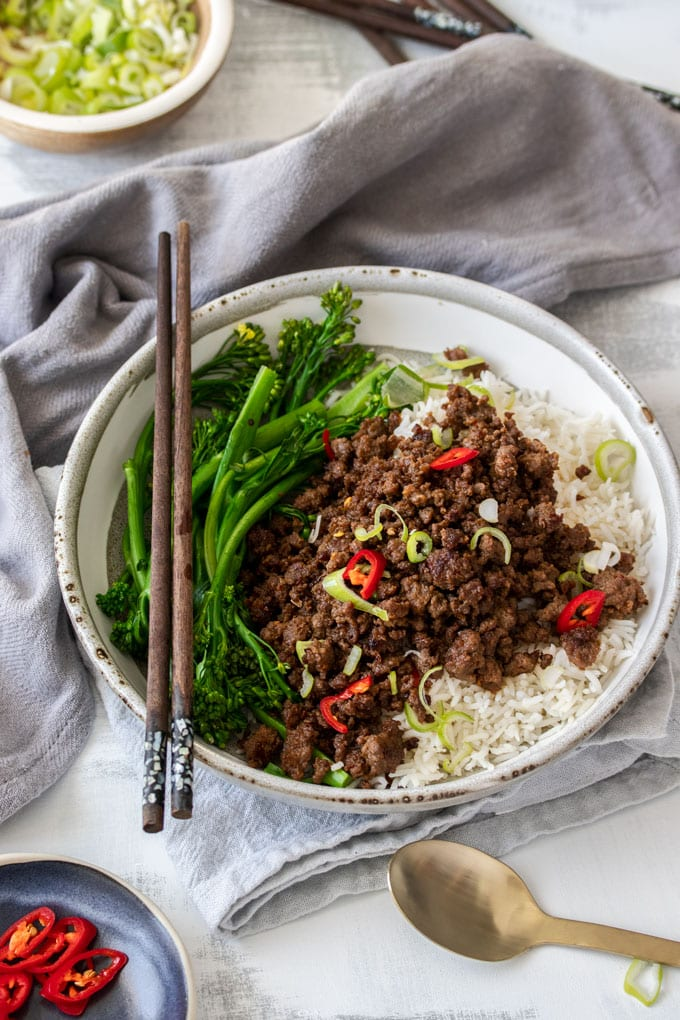 best beef mince recipes crispy chilli beef