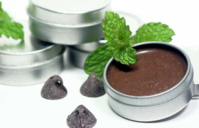 diy lip balm with cocoa powder | 8 Best DIY Lip Balm For Those Who Are Addicted To Lip Balm