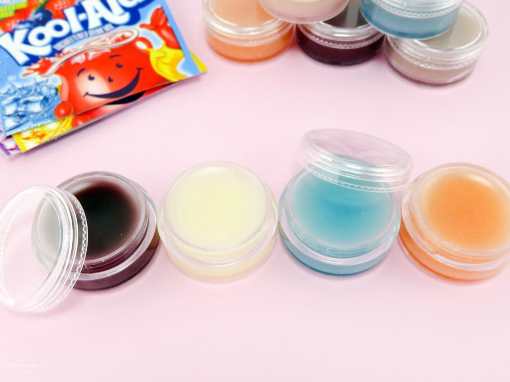 lip balm recipe with kool-aid | 8 Best DIY Lip Balm For Those Who Are Addicted To Lip Balm