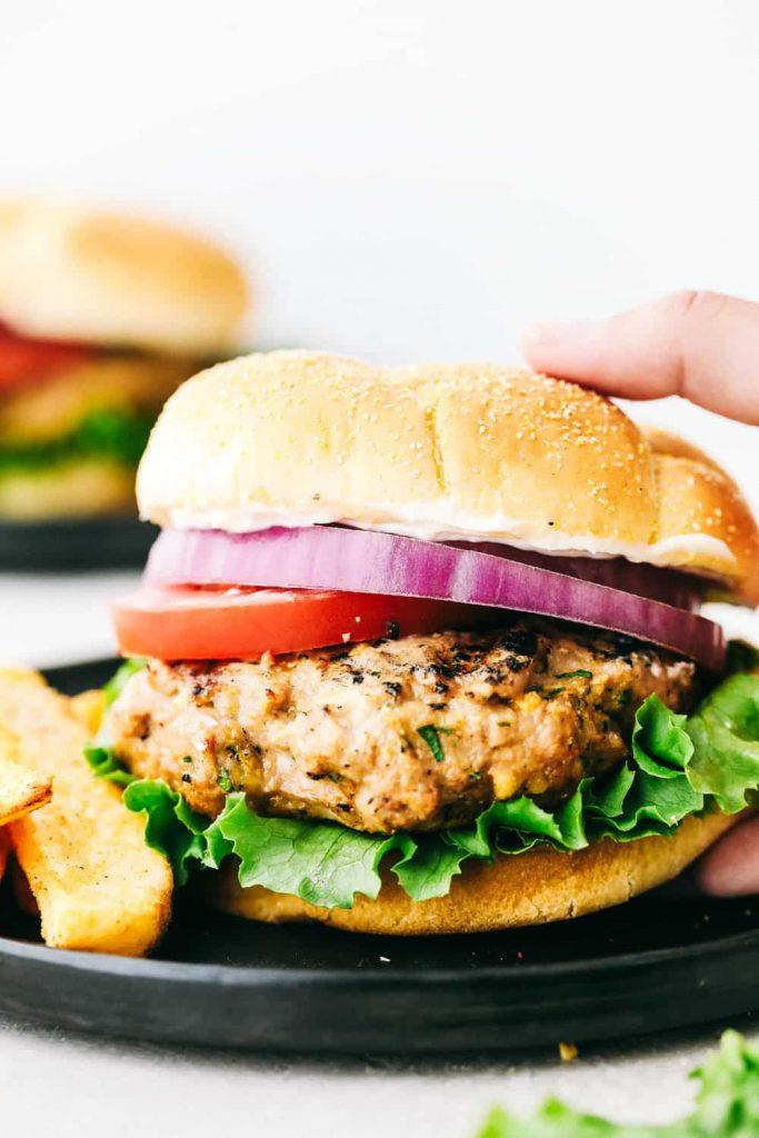 ideas for kids dinner grilled burger