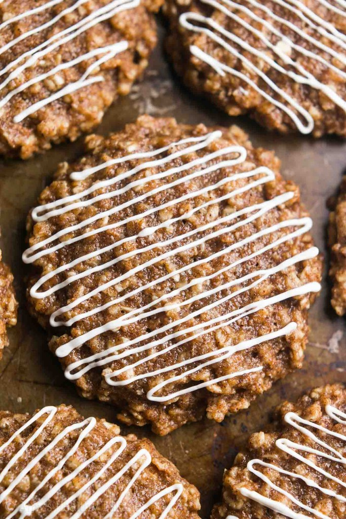 ideas for kids lunches oatmeal cookies
