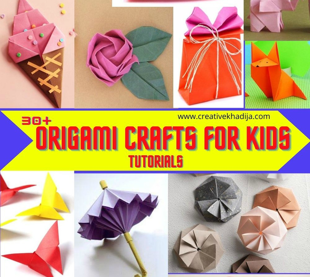 easy and quick paper crafts