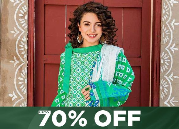 azadi deals and discounts on pakistani designer lawn brands gul ahmed