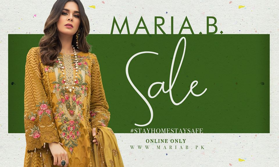 azadi deals and discounts on pakistani designer lawn brands maria b
