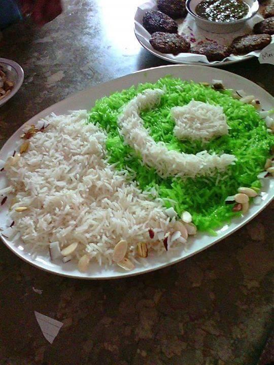 food ideas for independence day celebration zarda