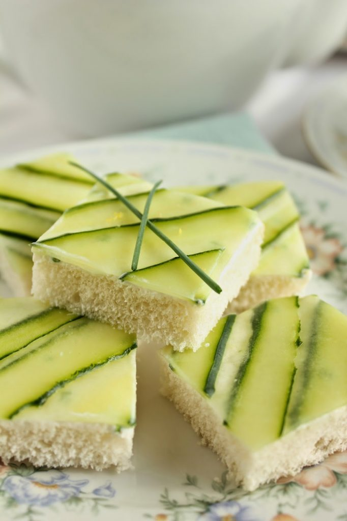 food ideas for independence day celebration cucumber tea sandwich