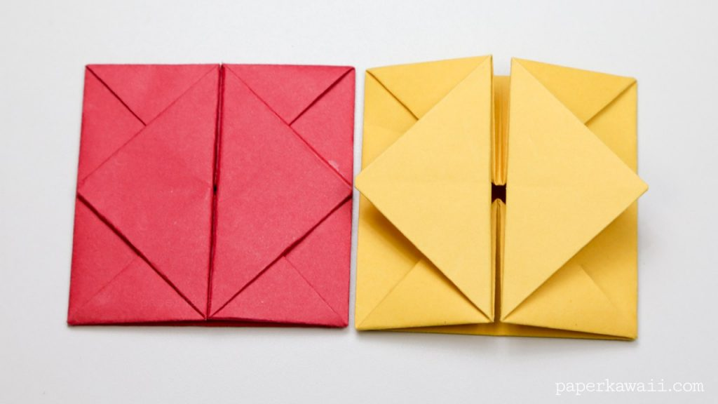 fun projects of origami for beginners envelope box