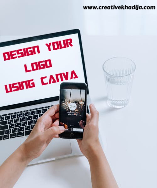 How To Build a Logo Using Canva Graphic Design App