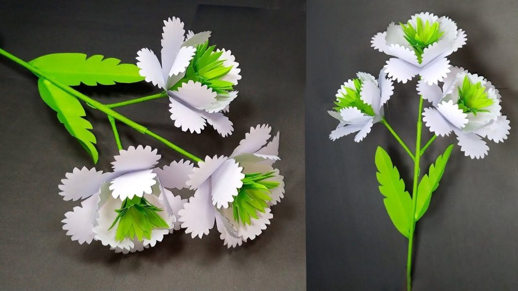 independence day 2020 easy paper crafts for kids flowers