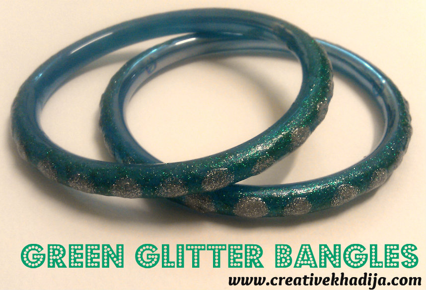 independence day crafts by creative khadija bangles