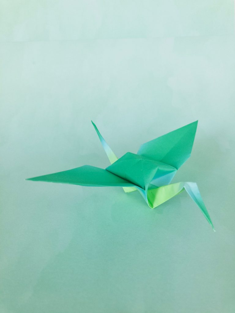 making animals as easy origami for kids crane