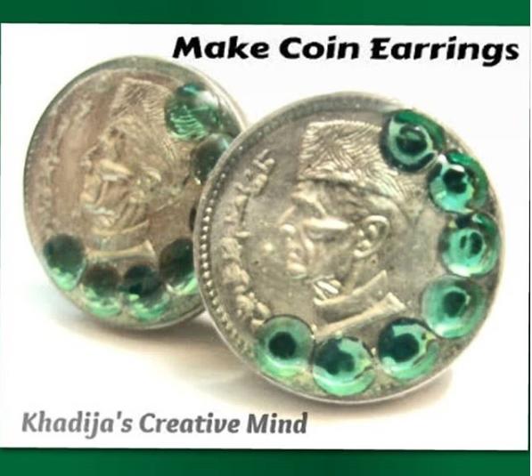 Pakistan Independence Day Crafts DIY Ideas Creative Khadija