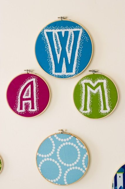 best free embroidery patterns monogram