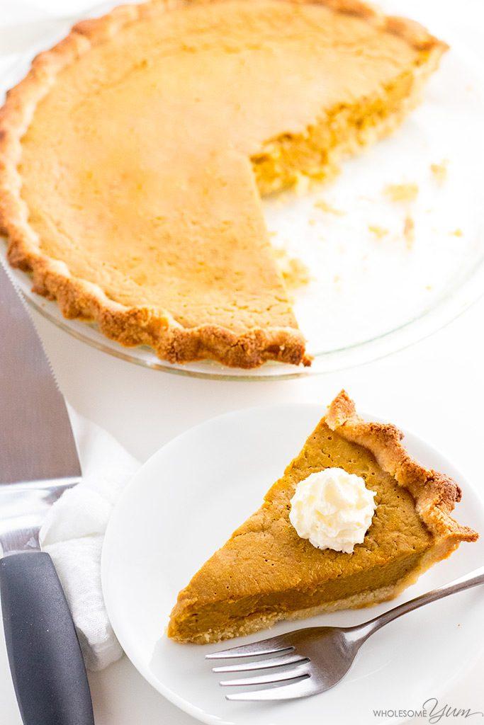 best pumpkin pie recipe keto pie