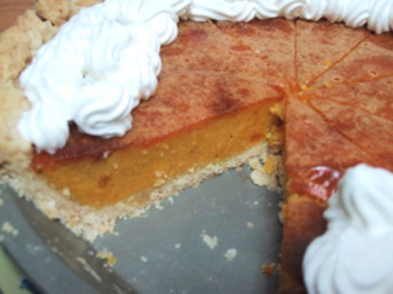 best pumpkin pie recipe low calorie pie