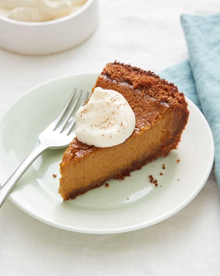 best pumpkin pie recipe graham crust pie