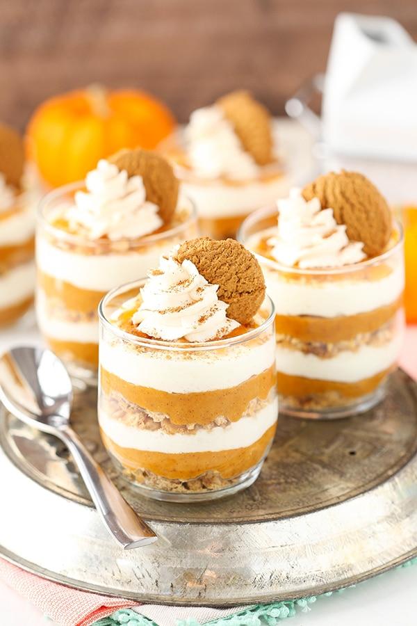 best pumpkin pie recipe pie in a jar
