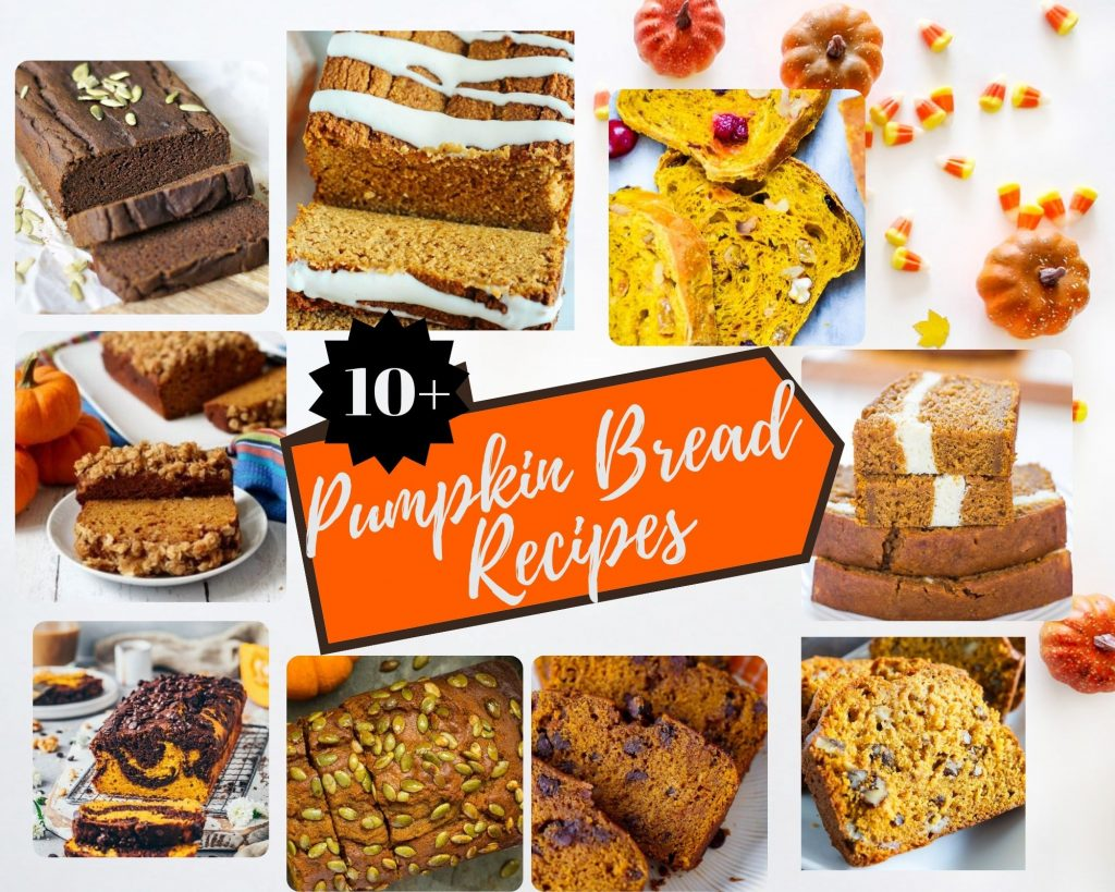 Healthy Pumpkin Bread Recipes You Should Try