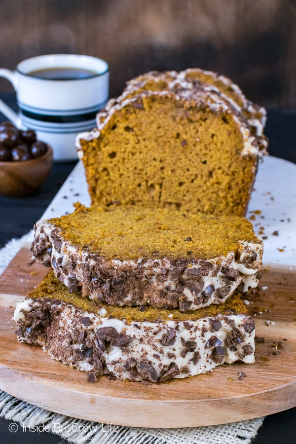 easy pumpkin bread recipe pumpkin spice latte bread
