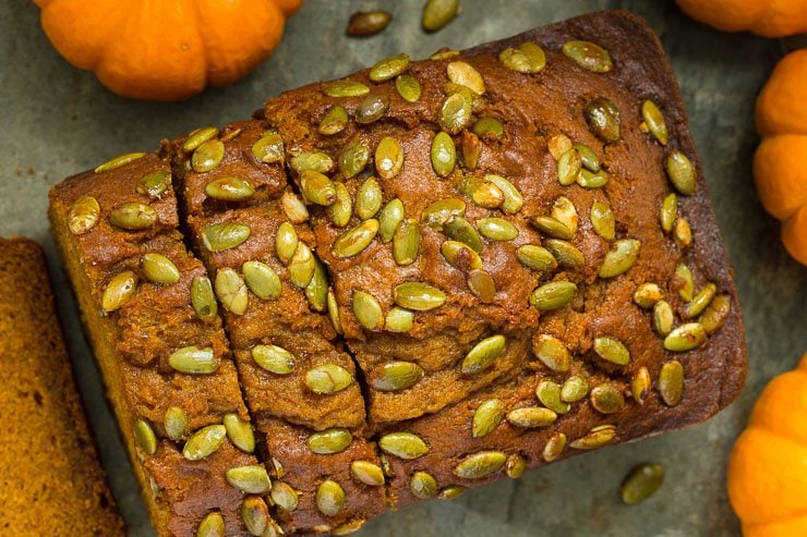 starbucks bread healthy pumpkin bread recipe