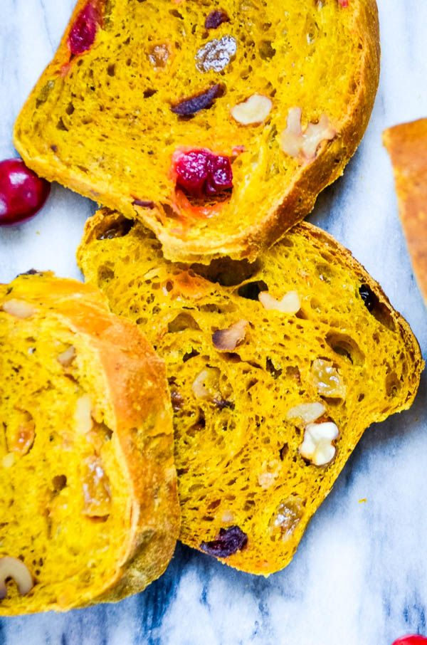 delicious pumpkin bread recipe cranberry bread