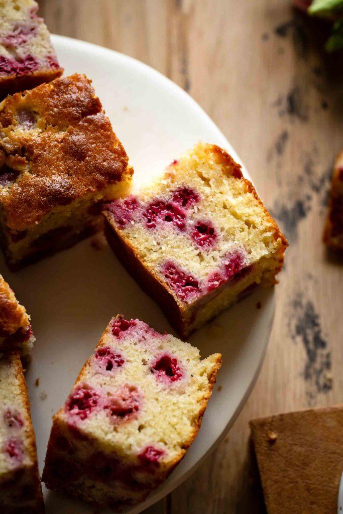 easy cake recipes for beginners raspberry cake