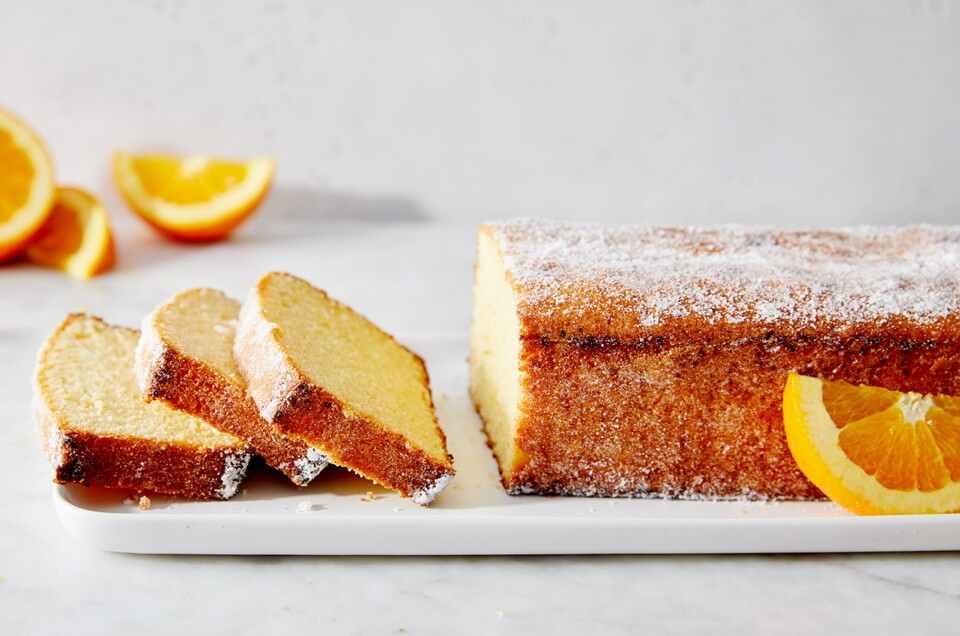 easy cake recipes for beginners orange cake