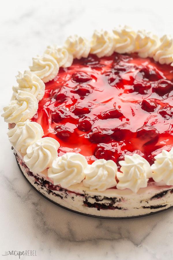 easy cake recipes for beginners icebox cake