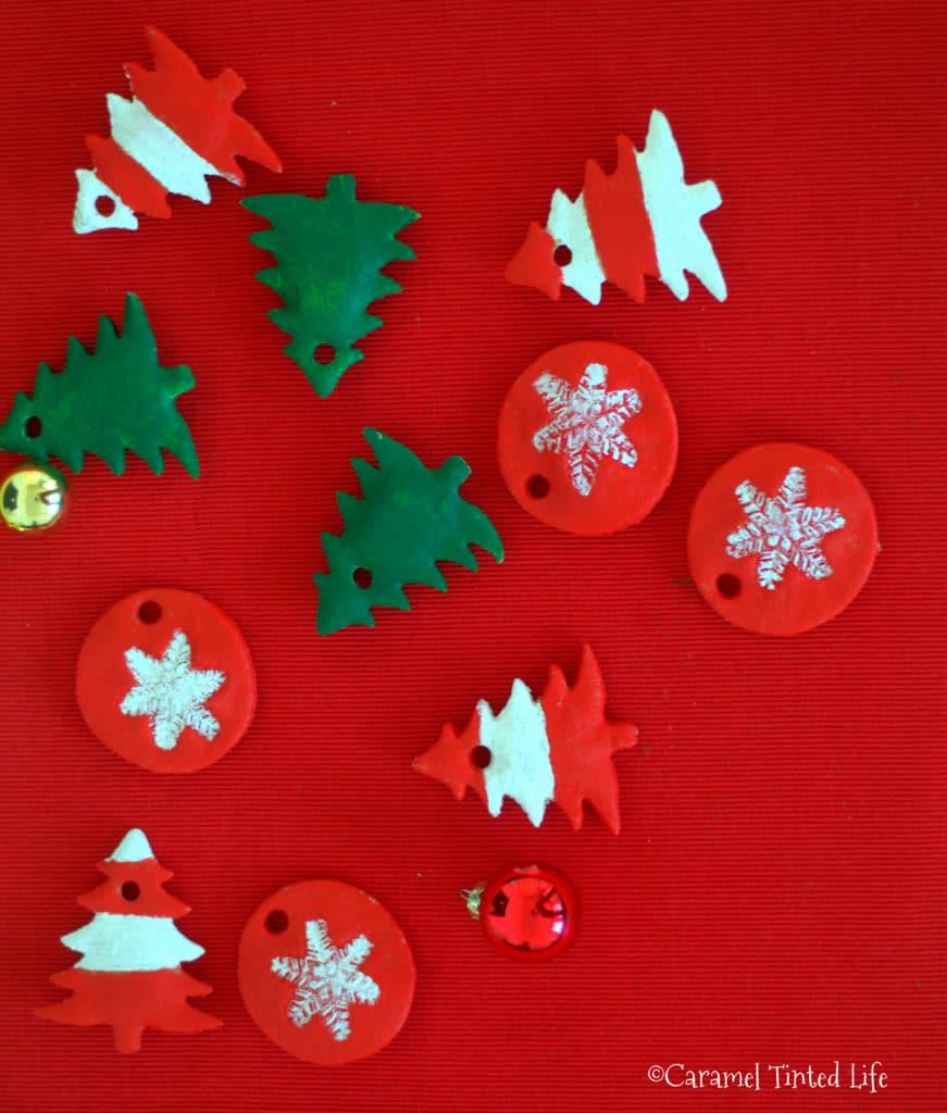 ideas for salt dough ornaments christmas ornament