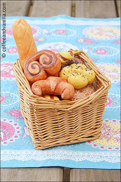 salt clay crafts for you to try play food