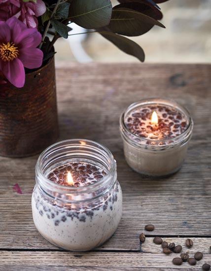 creative indoor activities for grownups candles