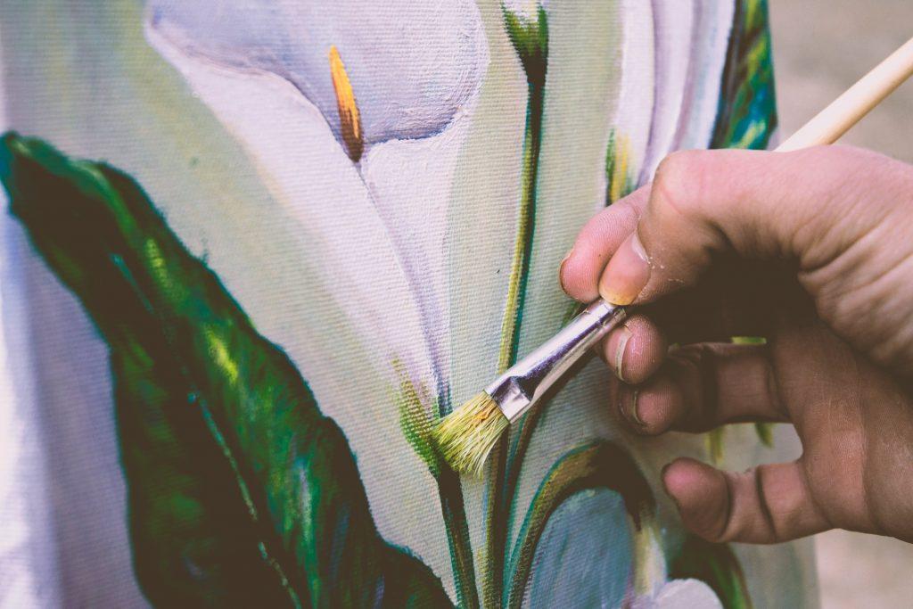 creative indoor activities for grownups painting