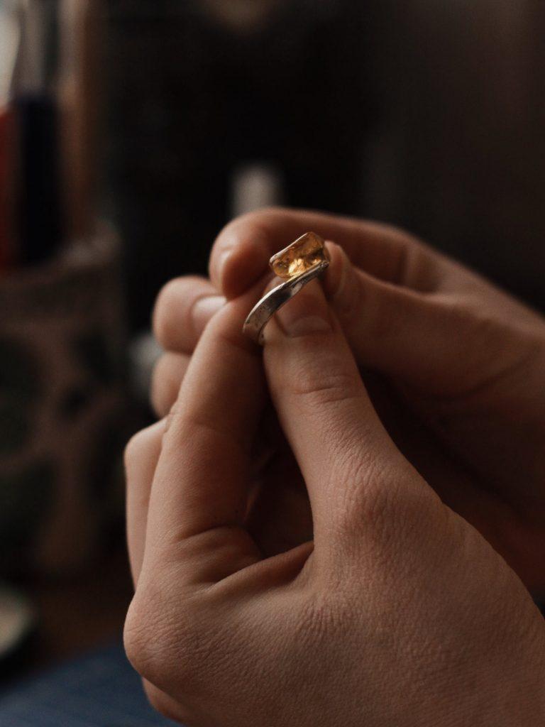 creative indoor activities for grownups jewelry making