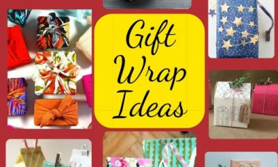 How to Wrap A Gift | Easy Ways to Wrap Presents