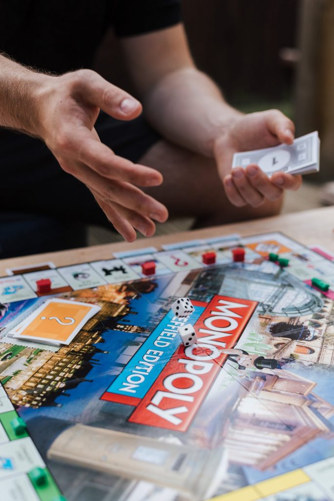 lazy indoor things to do for adults board games