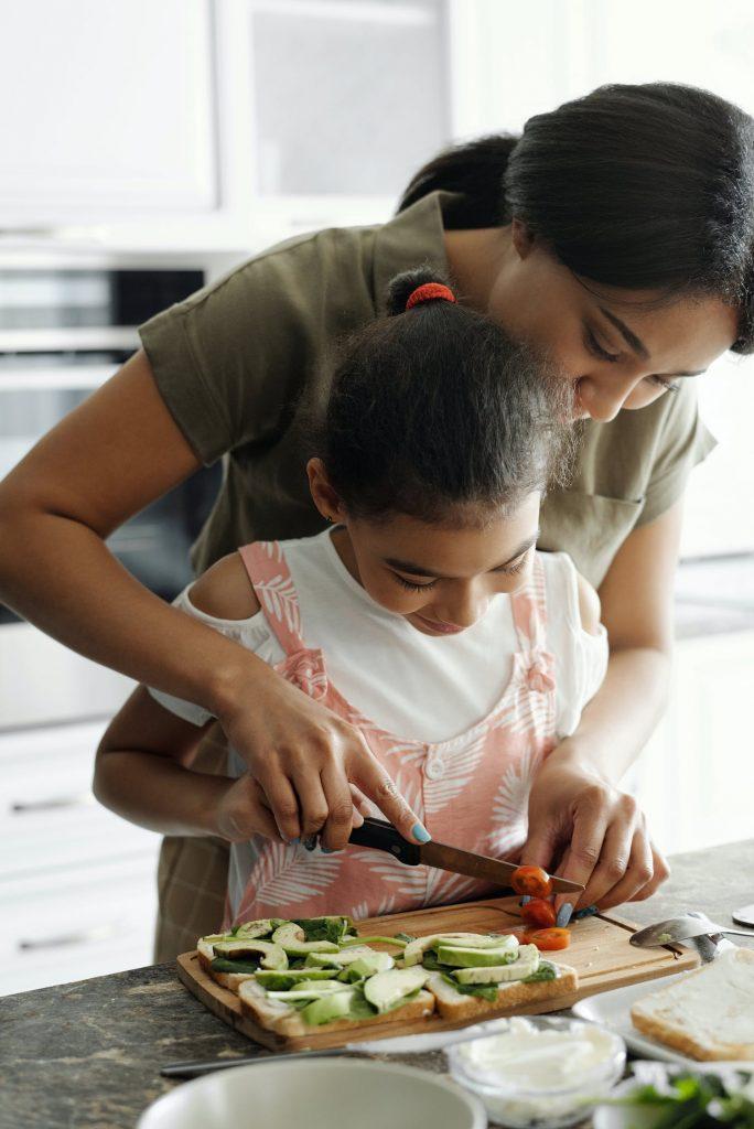 fun activities for kids cooking