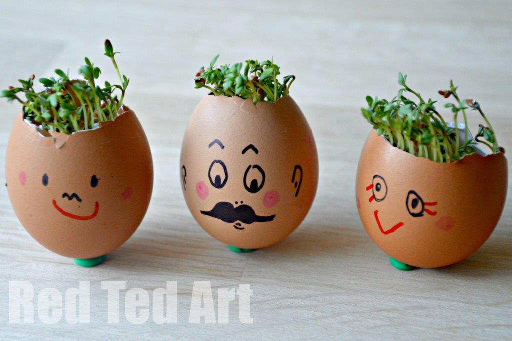 fun activities for kids cress head characters