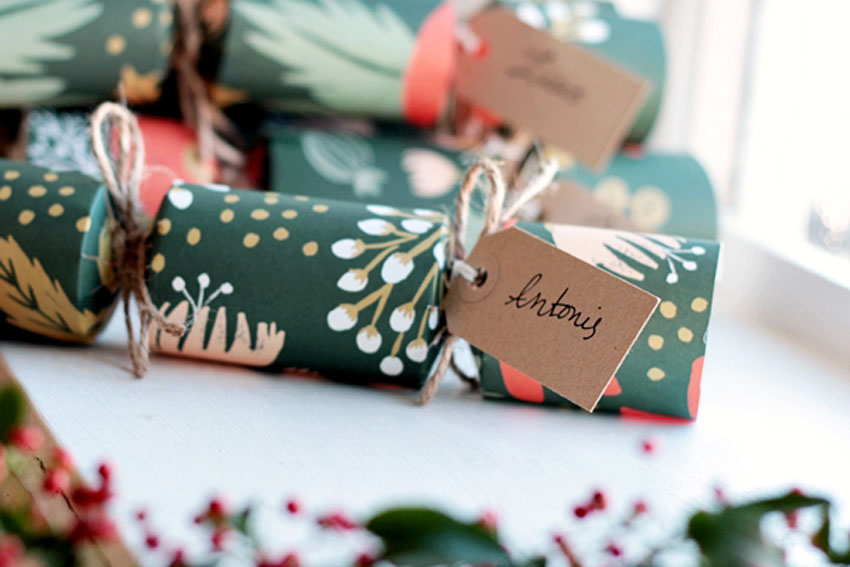 unique gift packing ideas for you to try christmas cracker