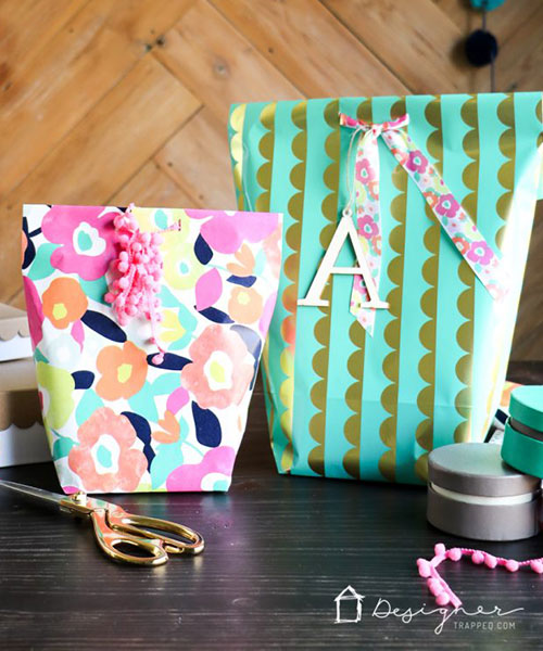unique gift packing ideas for you to try gift bag