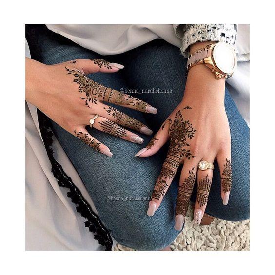 easy henna designs for fingers gorgeous mehndi