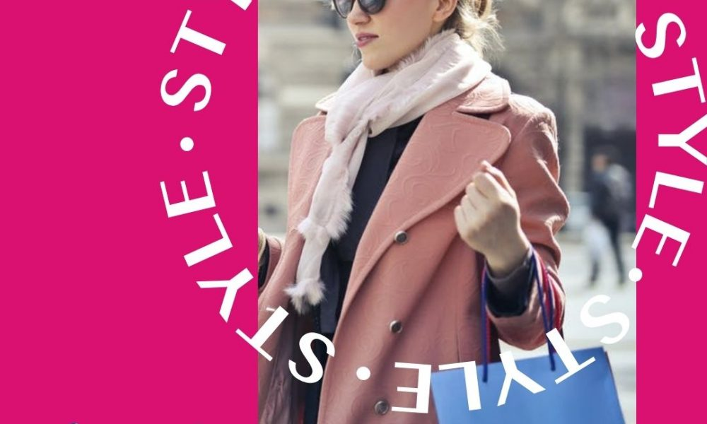 10 Ways To Tie A Scarf in fashionable style