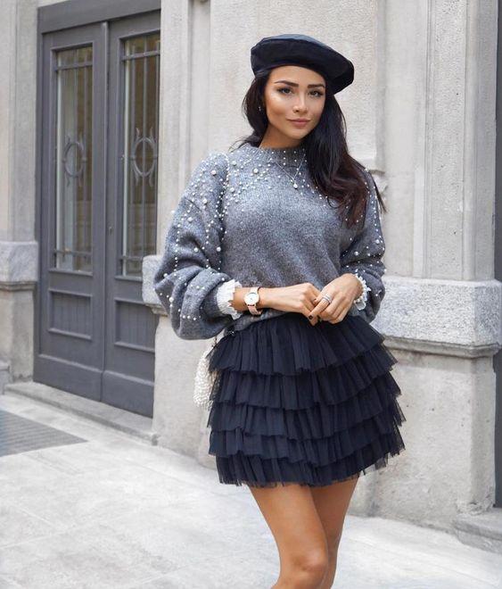 pinterest winter outfits for formal wear short skirt