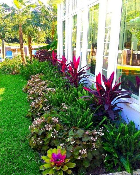 front garden ideas symmetrical design