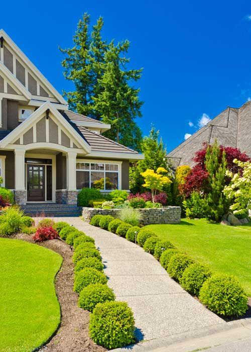 front garden ideas contemporary style garden